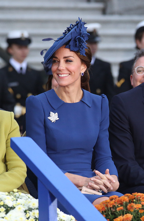 Kate Middleton Defies Queen Elizabeth: Prince William's Wife Treating Royal Canada Trip Like Fashion Show, Refuses Actual Work?