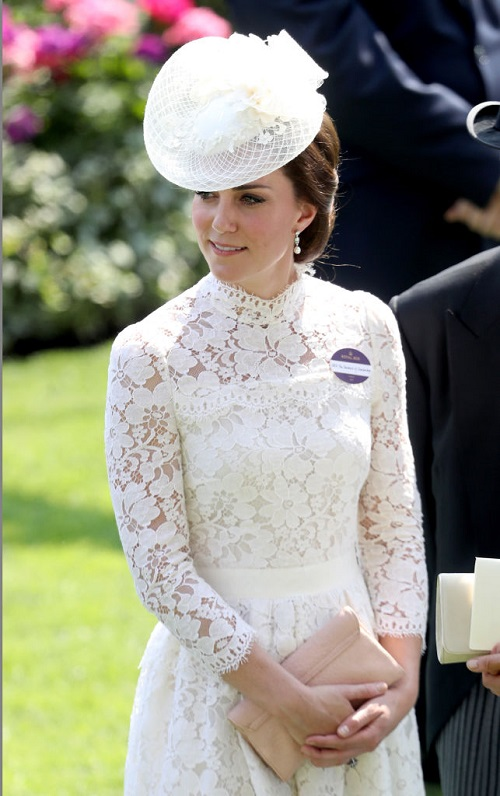 Kate Middleton Showing too Much Skin In Sheer Outfits: Too Risque For The Royals