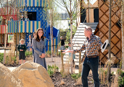 Kate Middleton Thinks Prince George Too Good To Play With Commoner Children?