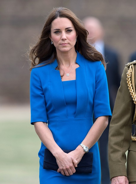 Kate Middleton Fears Kensington Palace Spy Leaking Her Secrets - It's Her Worst Nightmare!