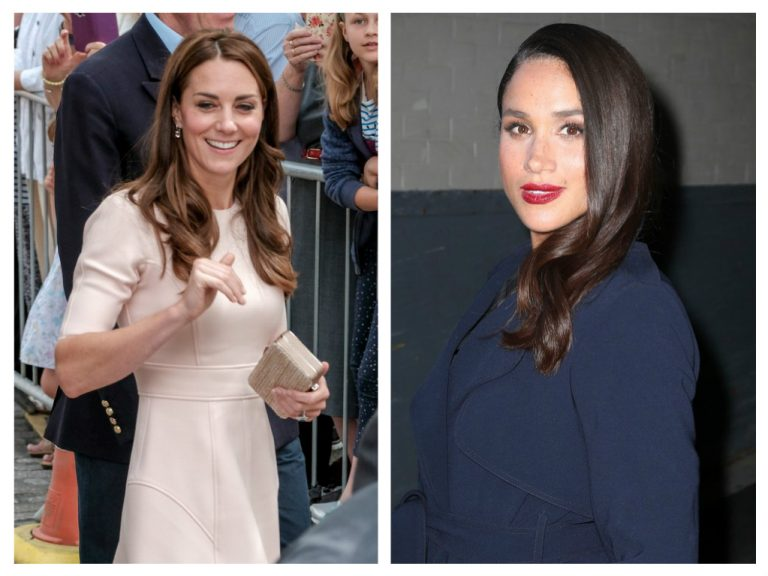 Kate Middleton Flattered as Meghan Markle Dubbed The 'Next Kate Middleton' By Vogue Magazine