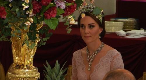 Carole Middleton, Kate Middleton