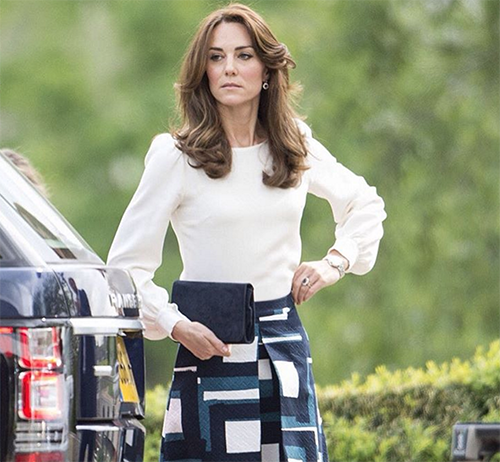 Kate Middleton Miserable: Forced To Attend Heads Together Mental Health Campaign Launch (NEW PHOTOS)