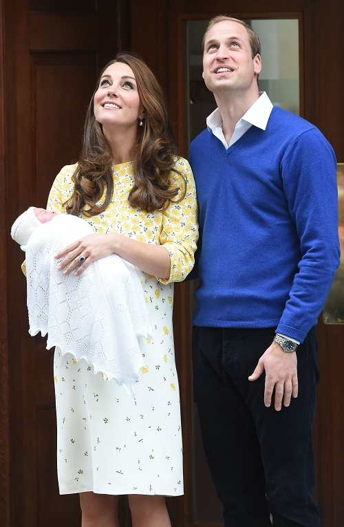 Kate Middleton Won't Get Pregnant Again After Princess Charlotte - Says No More Children - Third Pregnancy Too Risky?