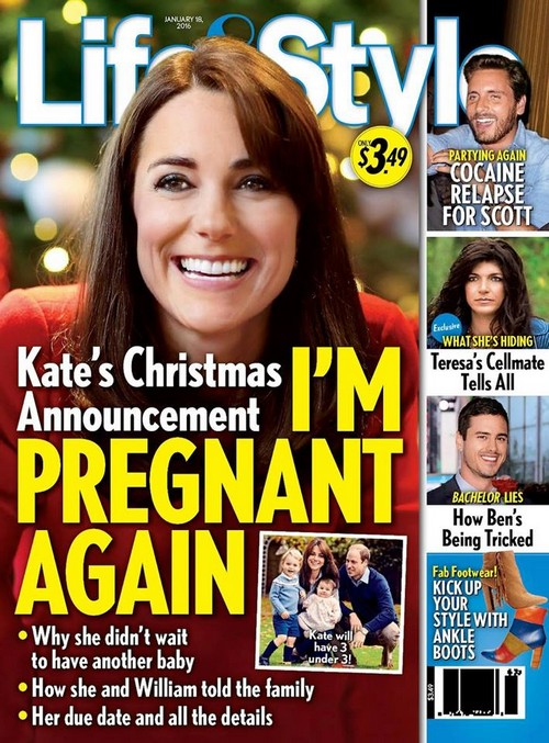 Kate Middleton Pregnant: Baby Number Three Pregnancy Announcement - Duchess Expecting Another Baby?