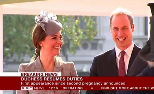 Kate Middleton April Due Date Baby Girl: Name Dispute - Diana, Elizabeth, or Margaret - SEE NEW VIDEO, PHOTOS of Kate