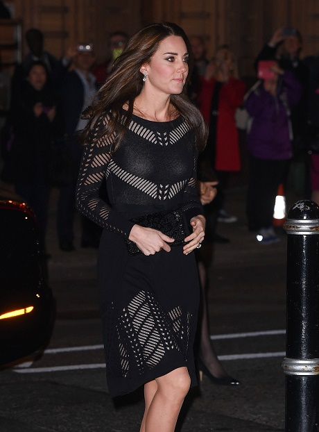 Pregnant Kate Middleton Twins Rumors: Duchess of Cambridge Having a Baby Boy? (PHOTOS)