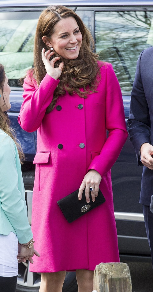 Kate Middleton To Give Birth To Royal Baby Girl Any Day: Will Prince William Miss The Big Event?