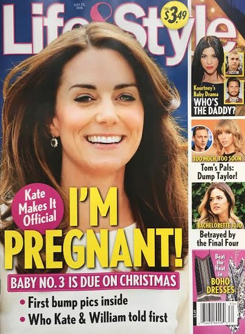 Kate Middleton Pregnant: Duchess of Cambridge Expecting Christmas Baby Claims New Report