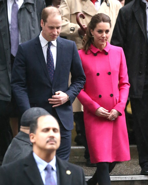 Prince Willam And Pregnant Kate Middleton Babymoon In Mustique - Queen Elizabeth Sent Couple On Lavish Vacation