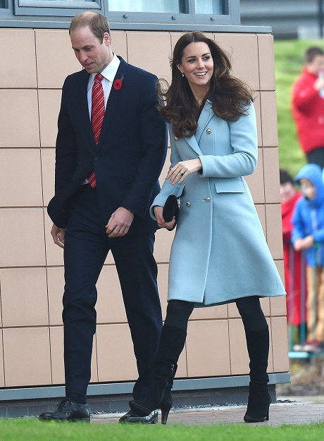 Kate Middleton and Prince William Charge $1 Million Royal Celebrity Appearance Booking Fee - Prince George Not Included!