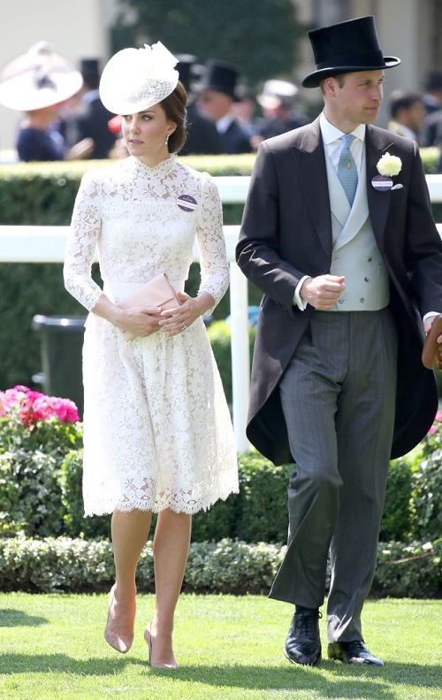 Queen Elizabeth Appoints Prince William And Kate Middleton To Be The Next King And Queen Of England?