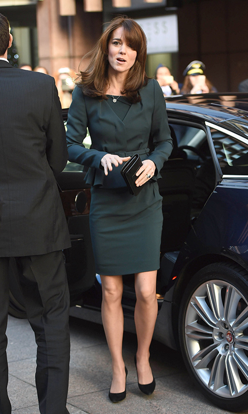 Kate Middleton Disgusted - Sweden Princess Sofia Ignites Style War - Insists on Duchess-Inspired Hairstyle?