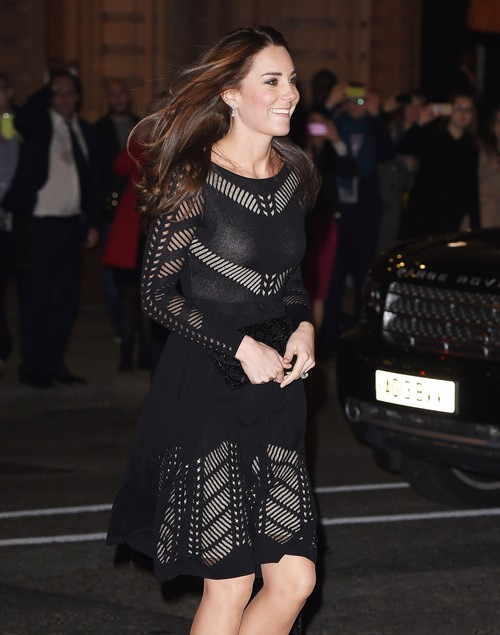 Pregnant Kate Middleton's Baby Bump Too Small for Twins - Single Baby Only for The Duchess of Cambridge (PHOTOS)