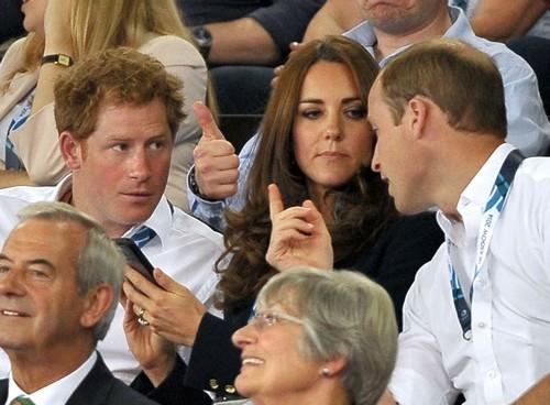 Kate Middleton, Prince William, and Prince Harry Join Twitter - @KensingtonRoyal