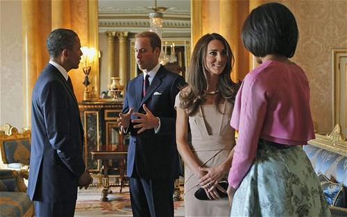 "Kate Middleton Settles Baby Girl's Name As ""Margaret Elizabeth"" - Prince William Wants ""Diana"" - Camilla Parker-Bowles Raging"