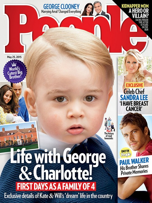 Kate Middleton and Prince William Enjoying Simple Life With Princess Charlotte and Prince George? (PHOTO)