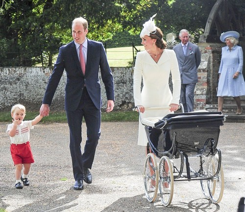 Kate Middleton and Prince William Threaten Photographers to Back Off Prince George and Princess Charlotte