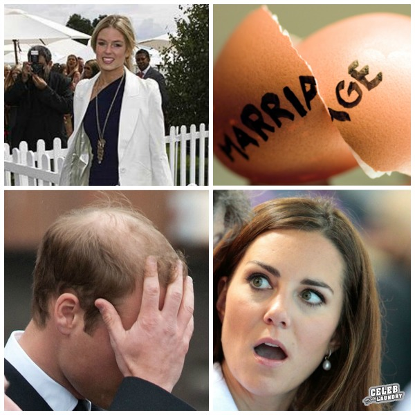 Kate Middleton Fears Isabella Calthorpe, Prince Williams' First Marriage Choice: Pushes Prince Harry on Chelsy Davy?