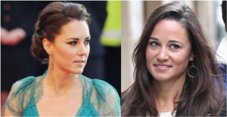 Kate And Pippa Middleton: It's War! 0604
