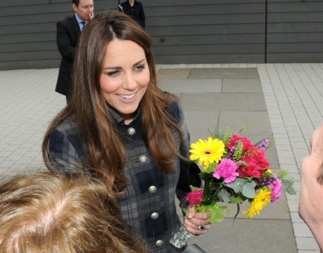 Kate Middleton Horrified By Look-Alike Doll, Hates How Hair Looks 0405