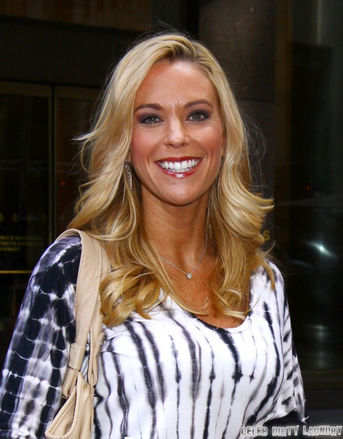 Kate Gosselin Claims She's a Normal Mom - As Long As the Cameras Catch Every Minute!!!