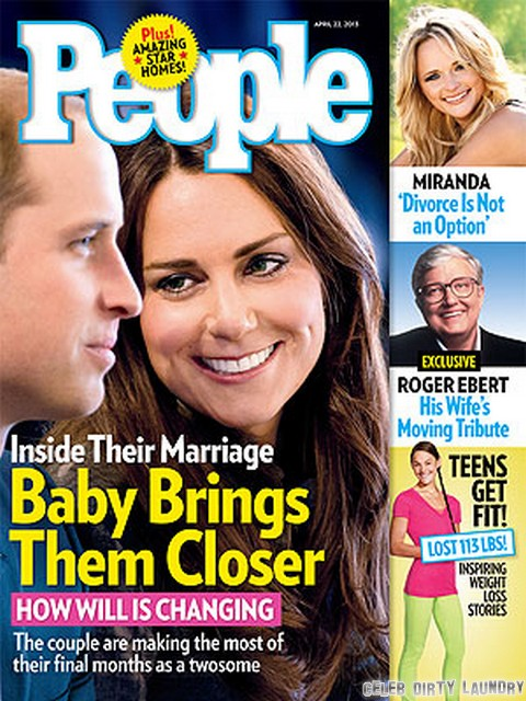 Kate Middleton Has Prince William Make Changes As He Prepares For Fatherhood (Photo)