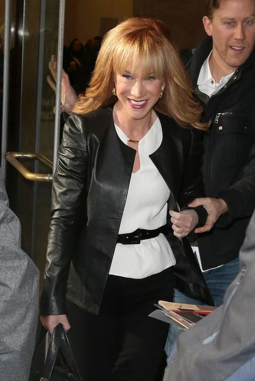 Fashion Police On Hiatus Until September - Kathy Griffin Criticism Causes Major Backlash