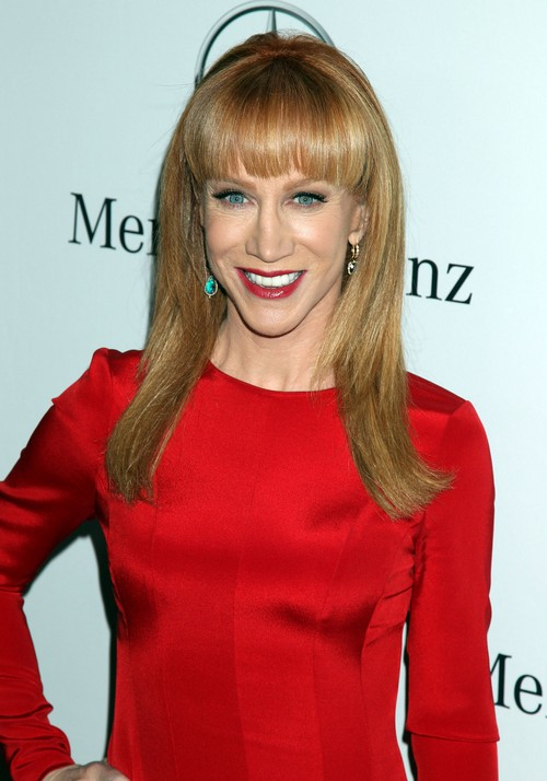 Kathy Griffin Replaces Joan Rivers: Gets Fashion Police Gig