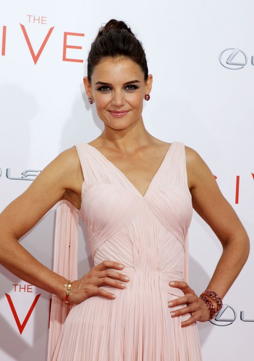 Katie Holmes and Robin Thicke Dating - Report