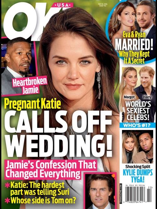 Katie Holmes And Jamie Foxx Wedding Photos.Katie Holmes Pregnant And Alone After Jamie Foxx Call Off Wedding