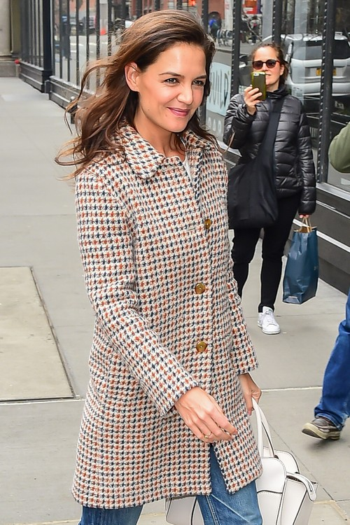 Katie Holmes and Jamie Foxx Take Their Love to Paris