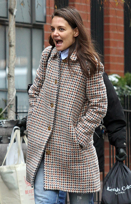 Katie Holmes Outraged Over New E! Drama Inspired By Her Real-Life Tom Cruise Marriage And Scientology Hell?