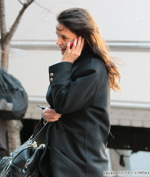 Katie Holmes Dating Peter Cincotti – Finds Love With Jazz Musician
