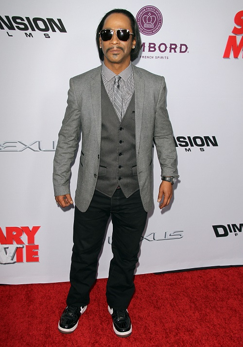 Young Berg's Ex Hazel E Dumps Tom Hanks' Son For Comedian Katt Williams - Love & Hip Hop Hollywood