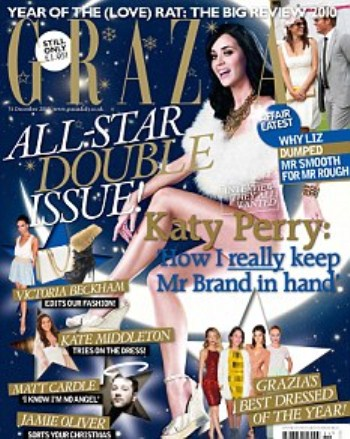 Katy Perry Talks Russell, Christmas & Having Children