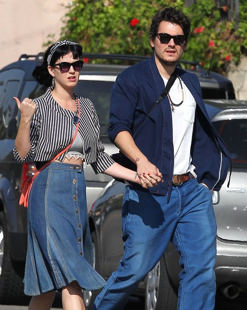 Katy perry is dating john mayer