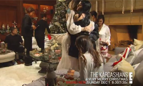 Keeping up with the kardashians christmas gifts