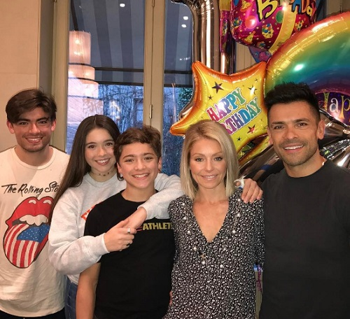 Kelly Ripa Forced To Move To LA? Mark Consuelos Lands
