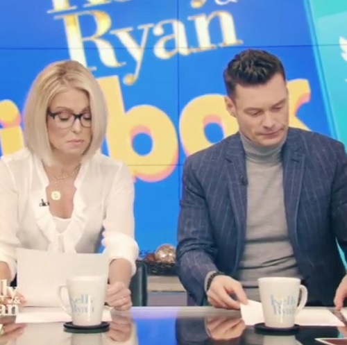 Kelly Ripa and Ryan Seacrest Diva Feud: Power Struggle Breaks Out