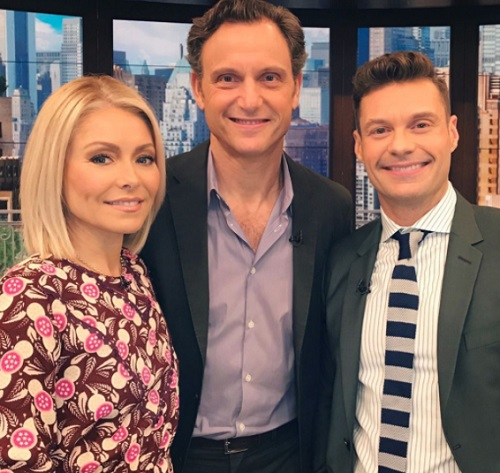 Kelly Ripa At An All-Time Low: Does Strip Tease For Ratings