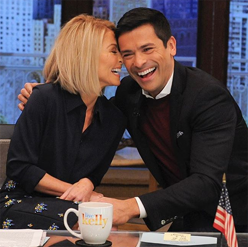 Kelly Ripa's Husband Mark Consuelos Refuses To Move Away From L.A--TV Host Abandoned In New York?