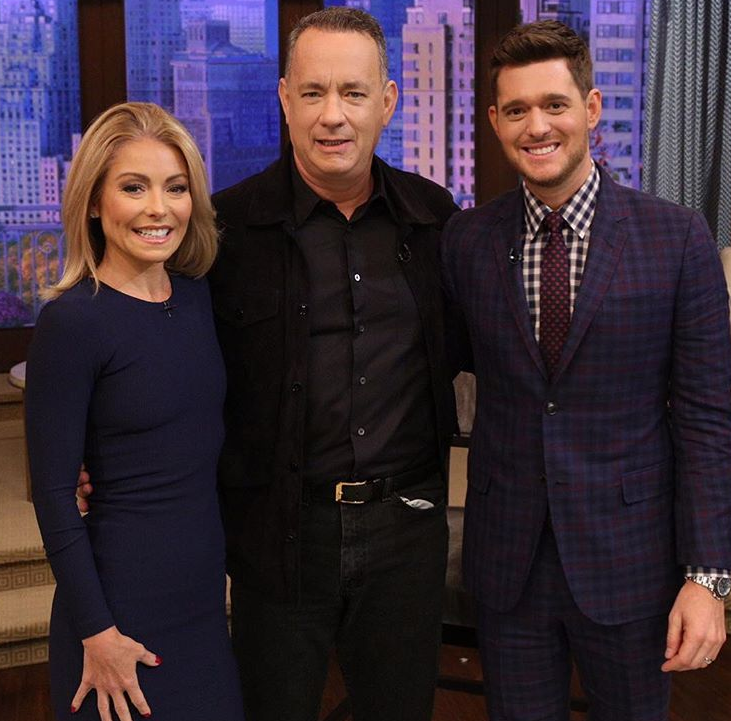 Kelly Ripa 'Live' Co-Host Position For Michael Buble: Risking Career and Reputation?