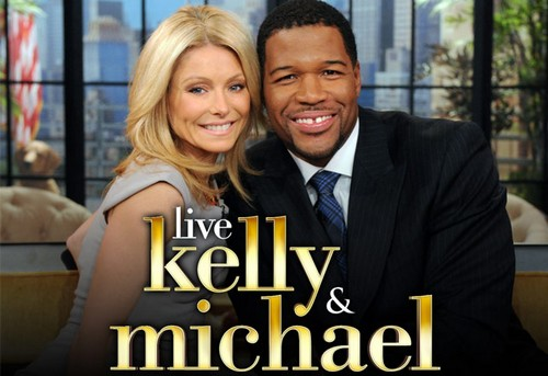Kelly Ripa Amused By Michael Strahan's 'Good Morning America' Feud?