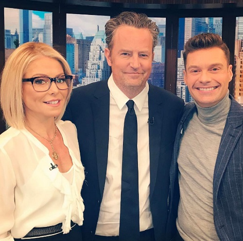 Ryan Seacrest Can't Save Live With Kelly And Ryan's Sinking Ship