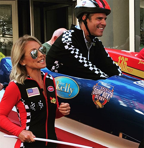 Kelly Ripa Humiliated: Celebrities Refuse To Co-Anchor Alongside Hot-Headed Talk Show Host - Career In Jeopardy?