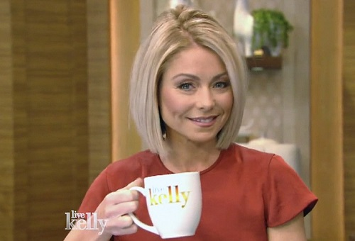5007b5901 Kelly Ripa At An All-Time Low: Does Strip Tease For Ratings | Celeb ...