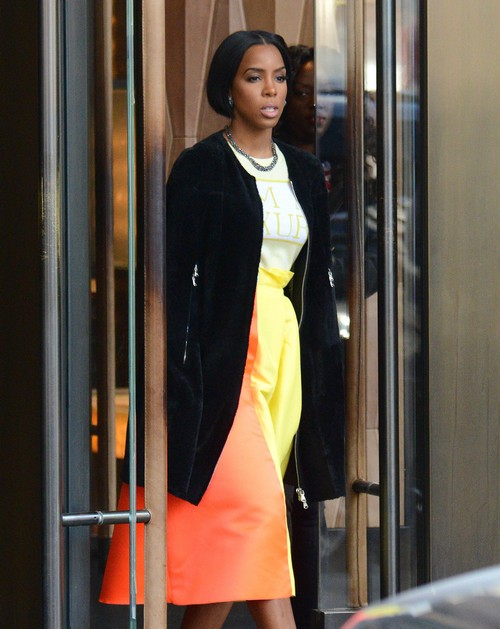 Kelly Rowland Shades Beyonce: No Invite For Wedding to Tim Witherspoon in Costa Rica