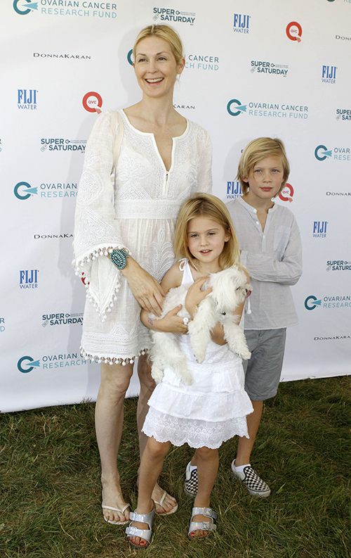 Kelly Rutherford Loses Custody Forever: Will Never See Children Again - Broke and Depressed?