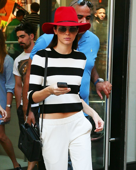 Kendall Jenner Gets Role In Fifty Shades Of Grey Sequel?